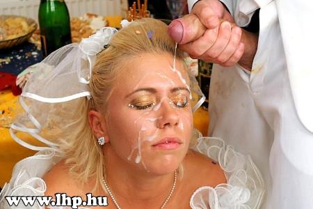 порнозвезды невесты фото