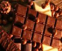 A csokol�d� egyes form�i szint�n megtal�lhat�ak a kar�csonyi jelk�pek k�z�tt.